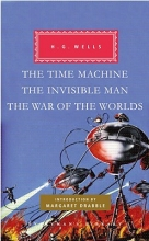 Wells, H. G. The Time MachineThe Invisible ManThe War of the Worlds