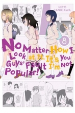 Tanigawa, Nico No Matter How I Look at It, It`s You Guys` Fault I`m Not Popular! 8