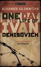 Solzhenitsyn, Aleksandr Isaevich One Day in the Life of Ivan Denisovich