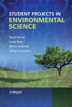 Stuart Harrad,   Miriam Diamond,   Lesley C. Batty,   George Arhonditsis Student Projects in Environmental Science