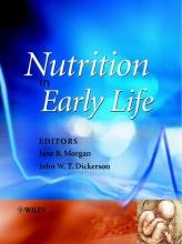 Jane B. Morgan,   John W.T. Dickerson Nutrition in Early Life