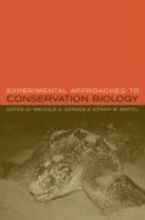 Malcolm Gordon,   Soraya Bartol Experimental Approaches to Conservation Biology