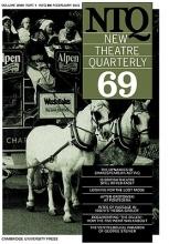 New Theatre Quarterly 69