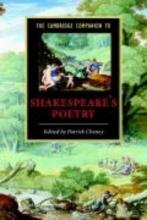 The Cambridge Companion to Shakespeare`s Poetry