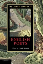 Claude (Yale University, Connecticut) Rawson The Cambridge Companion to English Poets