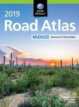 Rand Mcnally 2019 Road Atlas Midsize