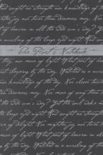 Burr, David Stanford Poet`s Notebook