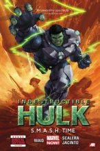 Waid, Mark Indestructible Hulk 3