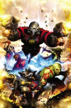 Abnett, Dan,   Lanning, Andy Guardians of the Galaxy 1