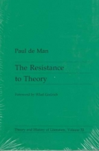 De Man, Paul Resistance to Theory
