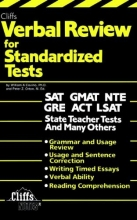 Covino, William A. Cliffs Verbal Review for Standardized Tests