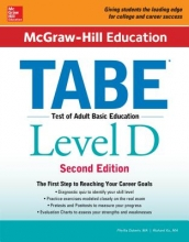 Dutwin, Phyllis McGraw-Hill Education Tabe Level D, Second Edition