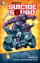 Ryan, Sean New Suicide Squad Vol. 3