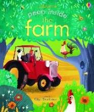 Milbourne, Anna Peep Inside: The Farm