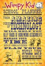 Kinney, Jeff The Wimpy Kid School Planner