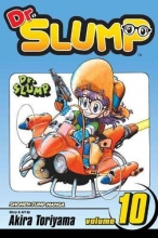 Toriyama, Akira Dr. Slump 10