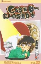 Aoyama, Gosho Case Closed 33
