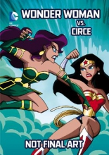 Sutton, Laurie S. Wonder Woman vs. Circe