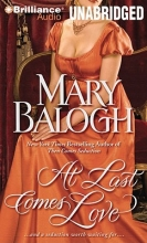 Balogh, Mary At Last Comes Love