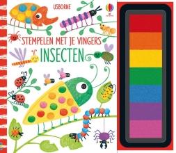 , Stempelen met je vingers Insecten