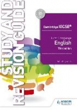 John Reynolds,Cambridge IGCSE First Language English Study and Revision Guide 3rd edition