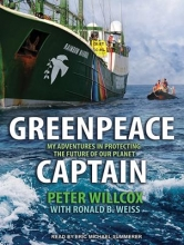 Willcox, Peter Greenpeace Captain