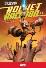 Young, Skottie Rocket Raccoon #1