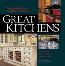 Whitaker, Ellen Great Kitchens