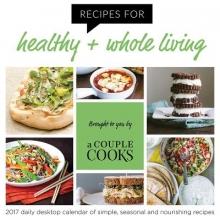 Cal 2017 Recipes