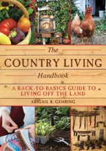 Gehring, Abigail R. The Country Living Handbook
