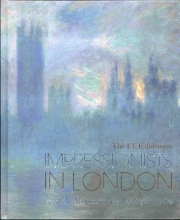 Corbeau Parsons, Caroline Ey Exhibition: Impressionists in London