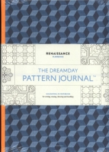 Laurence King Publishing Dreamday Pattern Journal: Renaissance - Florence