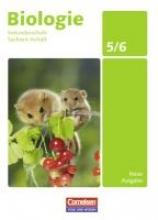 Biologie Ausgabe Volk und Wissen. Sekundarschule Sachsen-Anhalt 5./6. Schuljahr. Schülerbuch