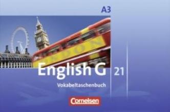 Schwarz, Hellmut English G 21. Ausgabe A 3. Vokabeltaschenbuch
