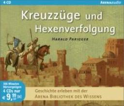 Parigger, Harald Kreuzzge und Hexenverfolgung