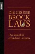 Fröhlich, Axel Die groe Brocklaus