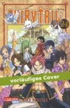 Mashima, Hiro Fairy Tail 24