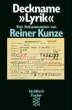 Kunze, Reiner Deckname Lyrik