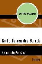 Flake, Otto Groe Damen des Barock
