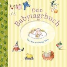 Andres, Nina Dein Babytagebuch