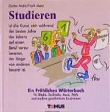 Andre, Günter Studieren. Ein frhliches Wrterbuch