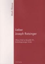 Blaisse, Mark Lieber Joseph Ratzinger