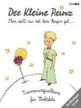 Der Kleine Prinz: Erinnerungsalbum fr Verliebte