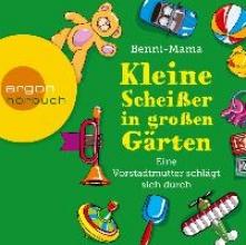 Benni-Mama Kleine Scheier in groen Grten