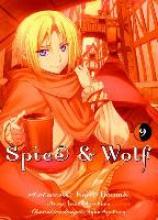 Hasekura, Isuna Spice & Wolf 09