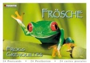 Frsche Postkartenbuch
