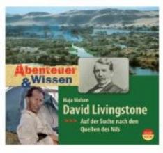Nielsen, Maja David Livingstone - Das Geheimnis der Nilquellen