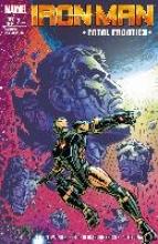 Gillen, Kieron Iron Man: Fatal Frontier