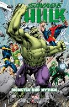 Davis, Alan Savage Hulk