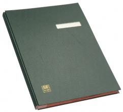 , Vloeiboek Elba 20 vakken zwart